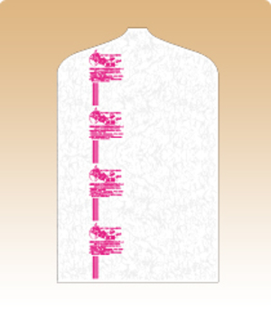防カビ・防虫・抗菌効果の不織布カバー31194(オーバー用) 格安 100枚入り
