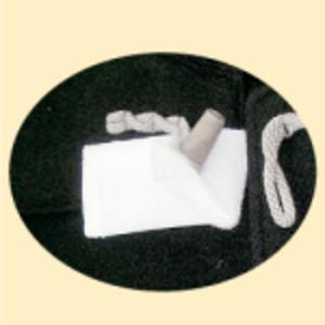 ダッフルボタンカバー (10枚入り)