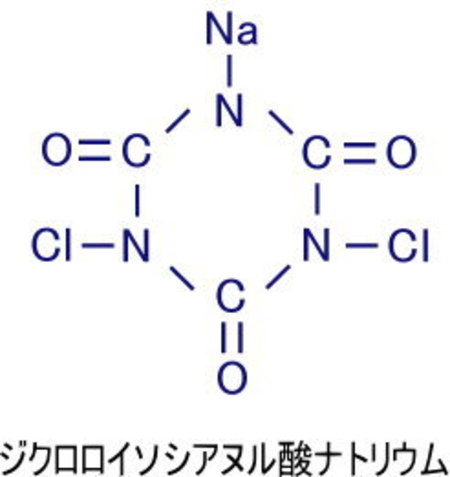 サラシコールG顆粒 (500g) PH6.8ですので、安心して使える塩素漂白剤
