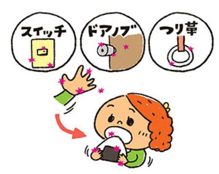 携帯用アルコールハンドジェル「クリーンピース40ml」1本480円 国産!