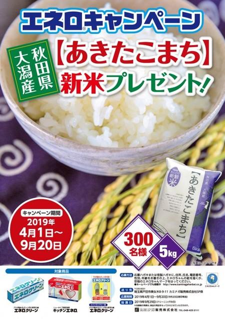 台所用固形石鹸 キッチンエネロ 1個390円(税別)