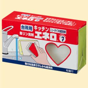 台所用固形石鹸 キッチンエネロ 27本お買上げで1本385円(税別)